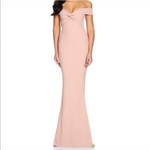 Blush pink Nookie gown